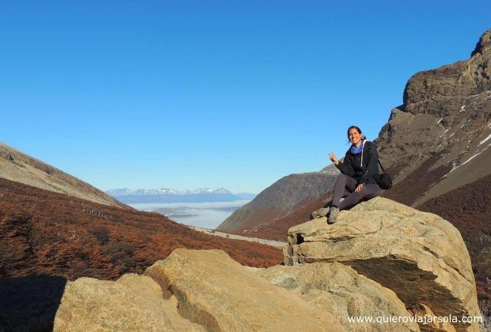 Visitar Torres del Paine, mirador Británico