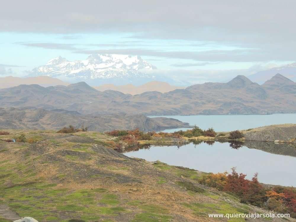 Visitar Torres del Paine, vistas