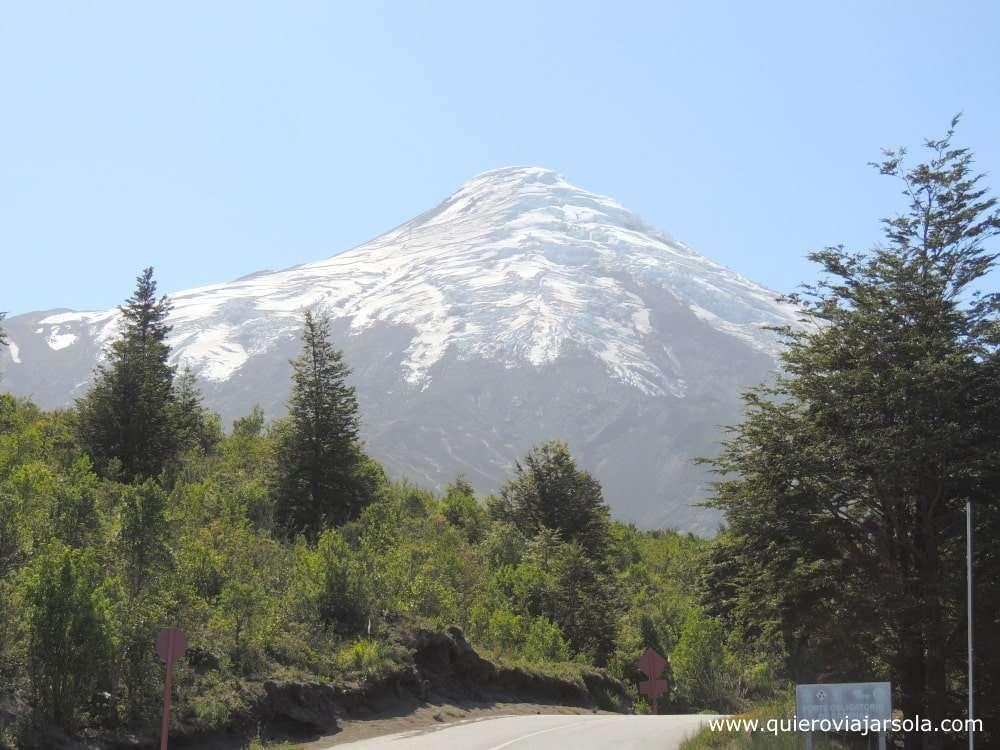 Cómo llegar al Volcán Osorno, carretera