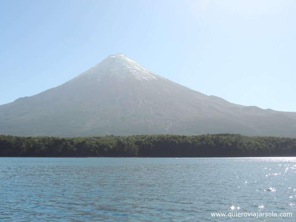 Cómo llegar al Volcán Osorno, vista Lago de Todos los Santos
