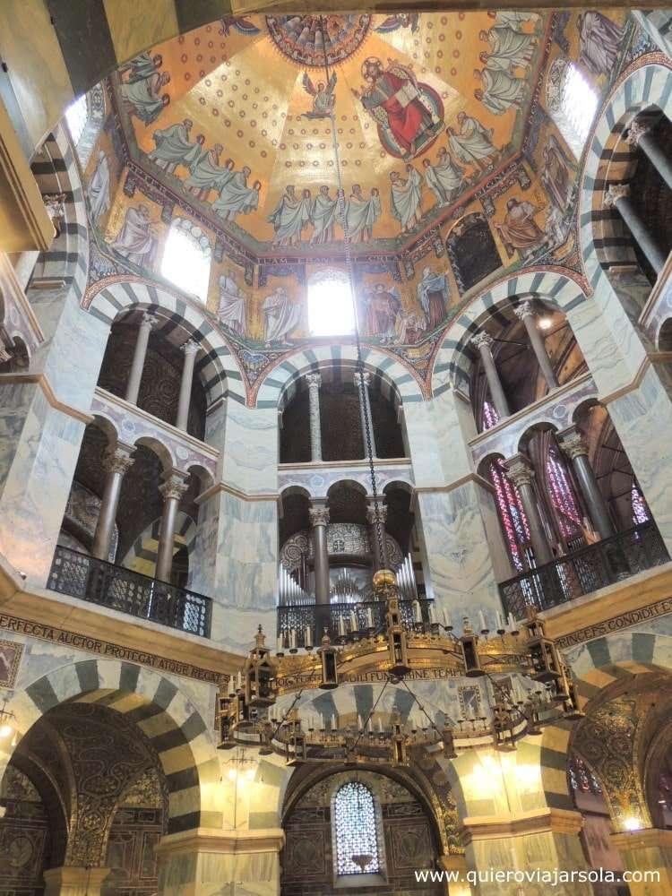 Qué hacer en Aachen, Catedral