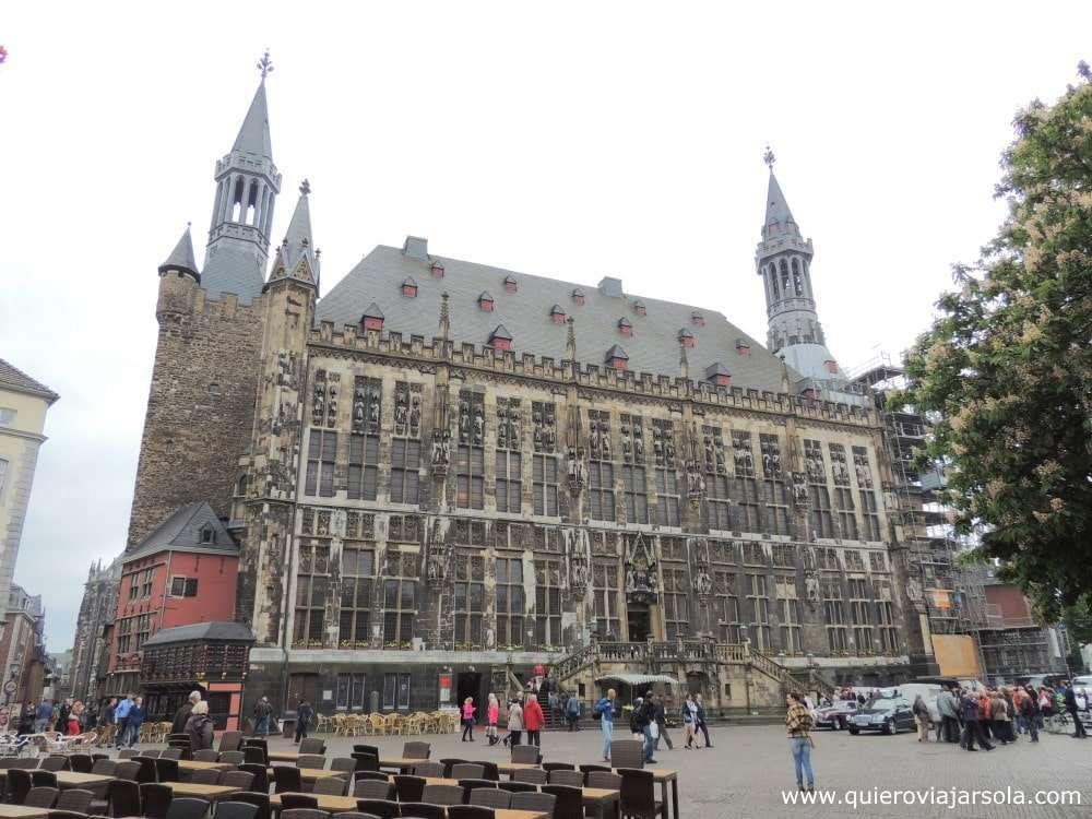 Qué hacer en Aachen, ayuntamiento