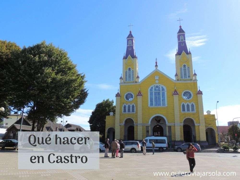 Que hacer en Castro