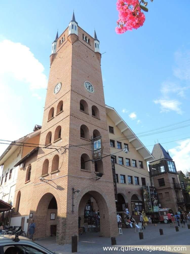 Qué hacer en Villa General Belgrano, Torre del Reloj