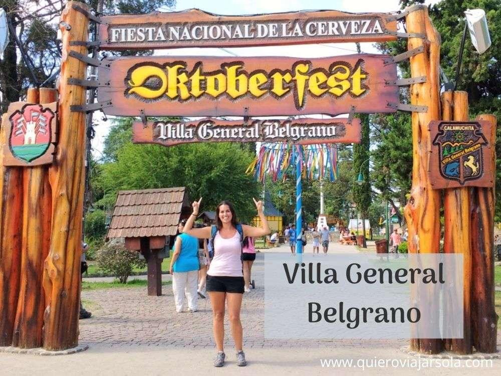 Qué hacer en Villa General Belgrano