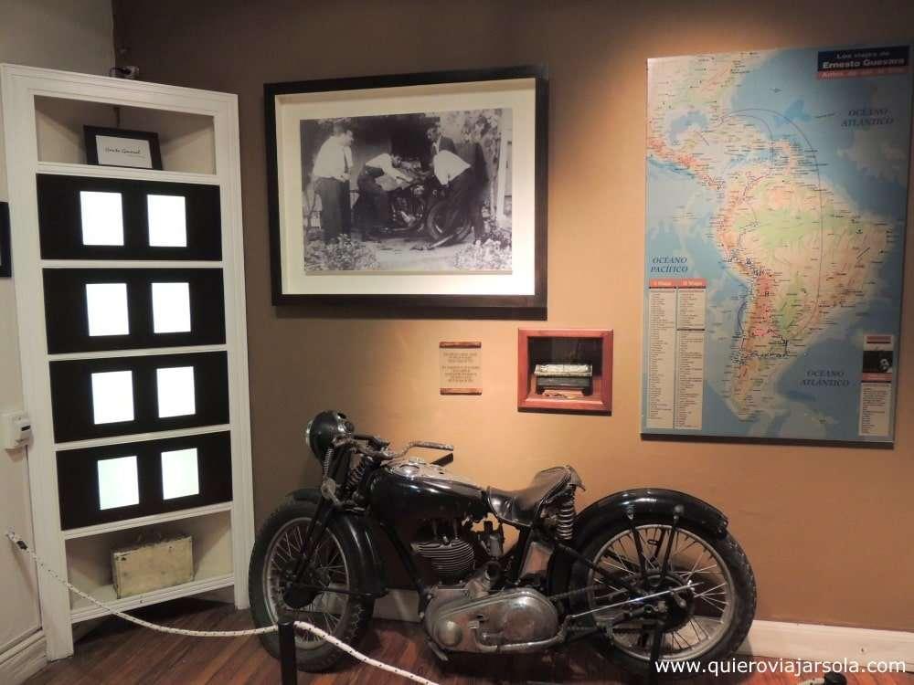 Que ver en Alta Gracia, Museo del Che