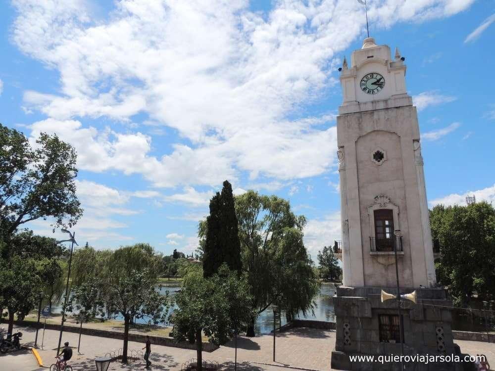 Que ver en Alta Gracia, reloj público