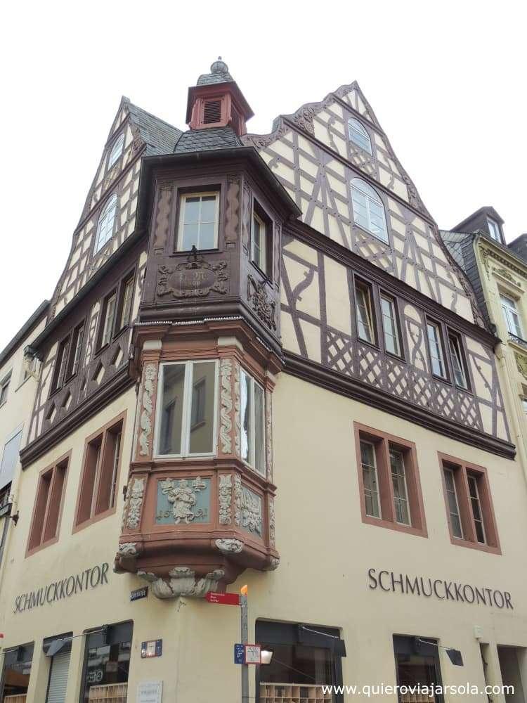 Que ver en Coblenza, Altstadt