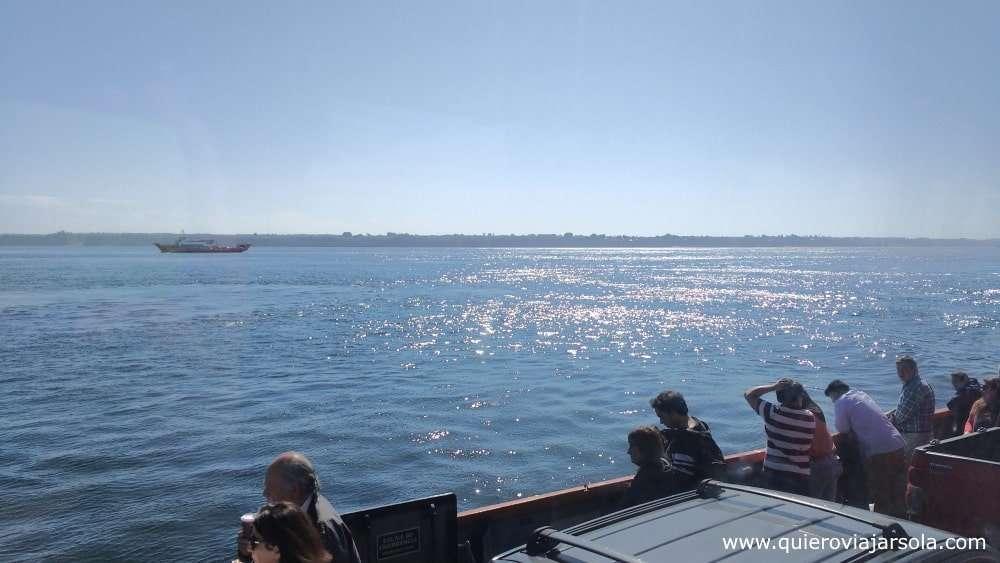 Viajar sola a Chiloé, cómo llegar