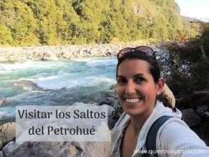 Visitar los Saltos del Petrohué