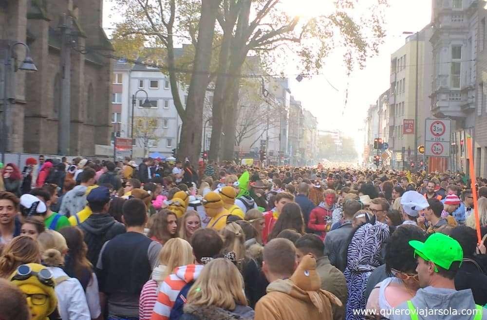 Carnaval de Colonia, 11 del 11