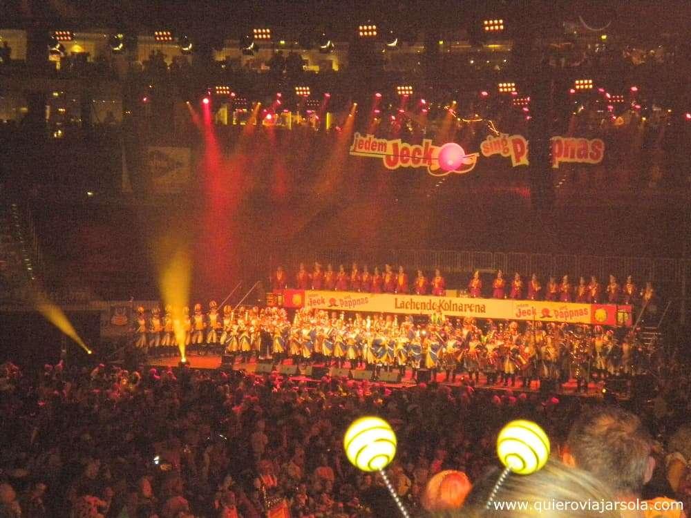 Carnaval de Colonia, Lachende Kolnarena