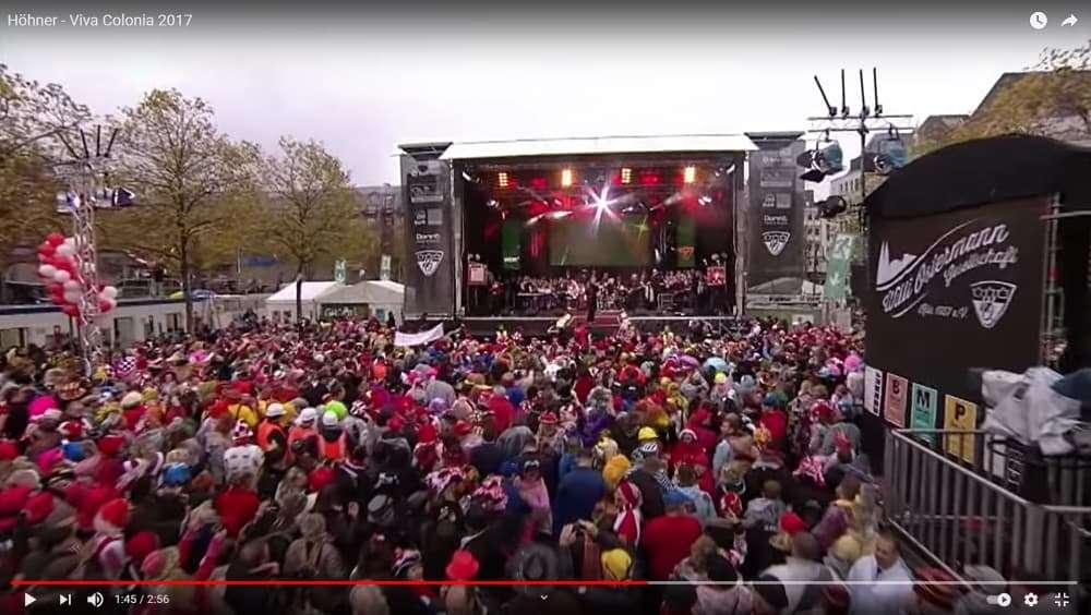 Carnaval de Colonia, Viva Colonia