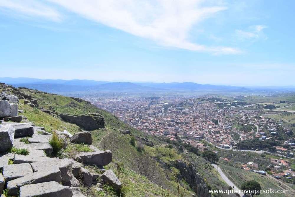 Ir a Pérgamo, Bergama