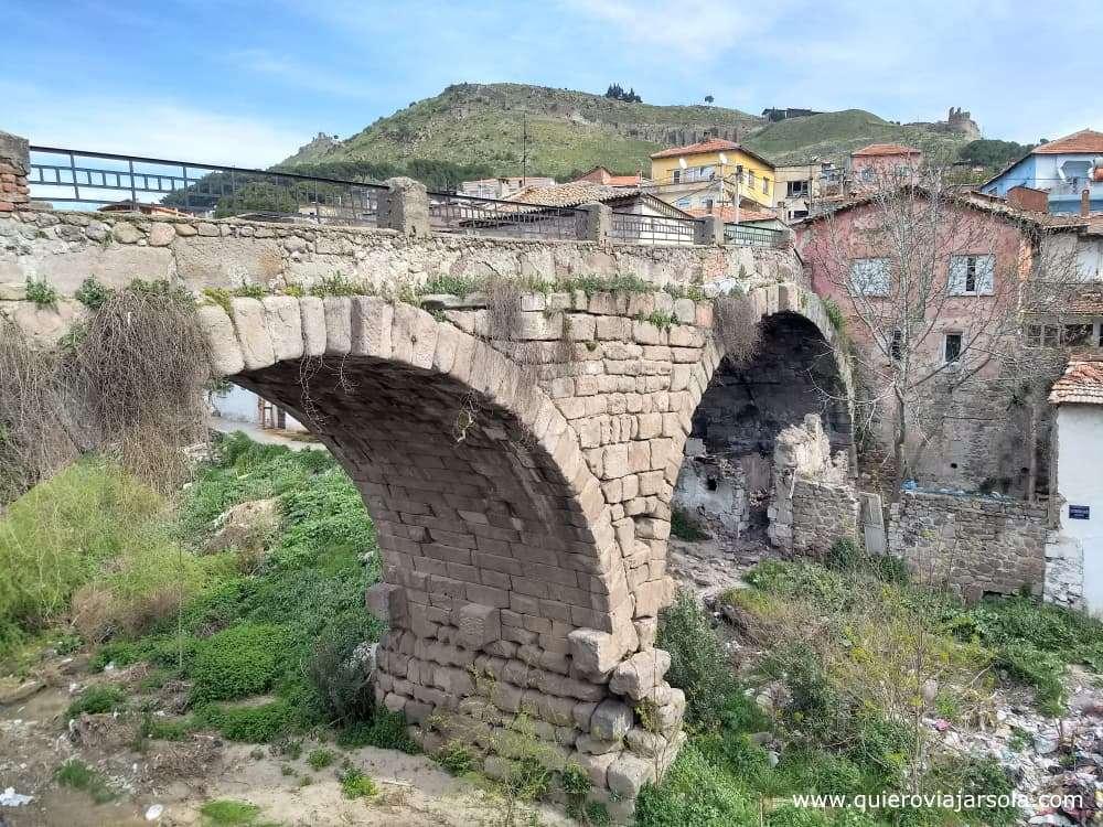 Ir a Pérgamo, puente Bergama