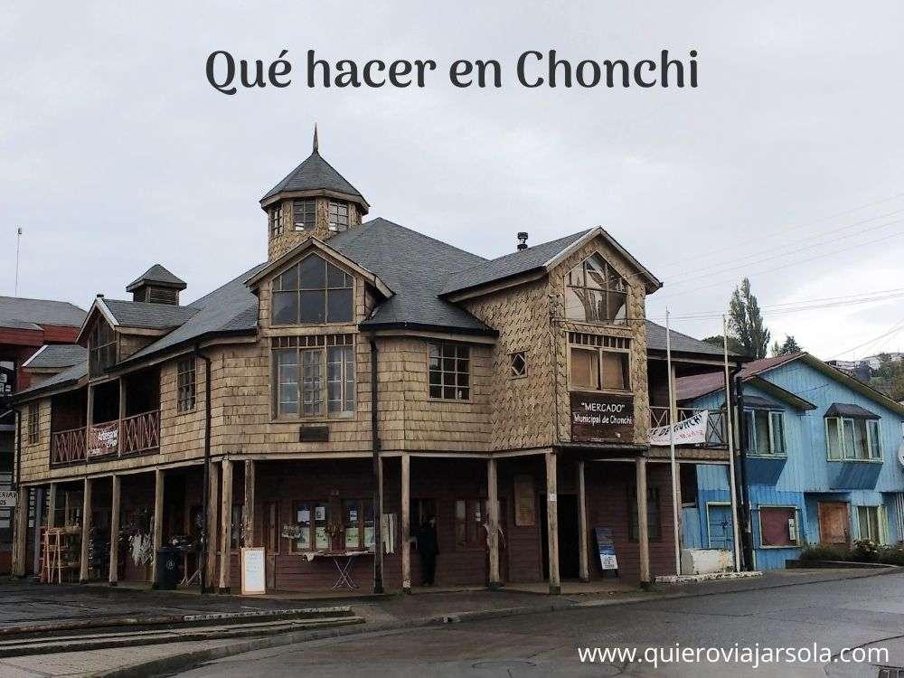 Qué hacer en Chonchi