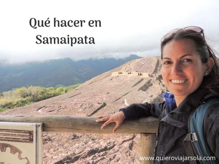 Qué hacer en Samaipata