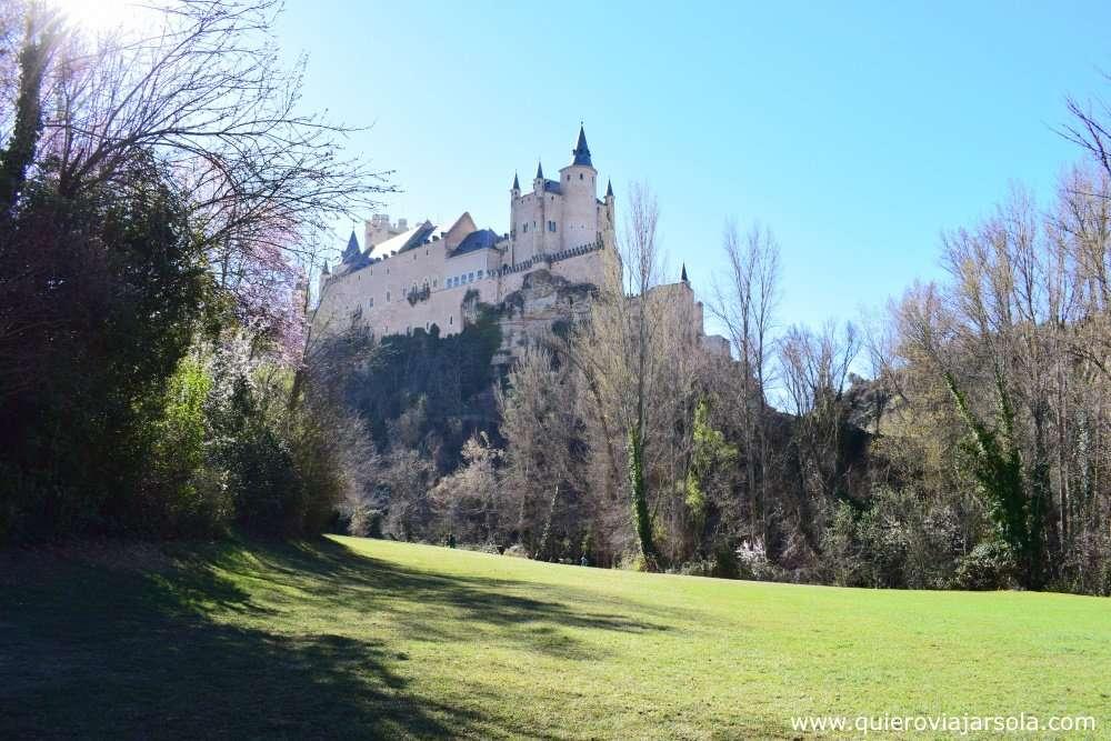 Que hacer en Segovia, alcazar