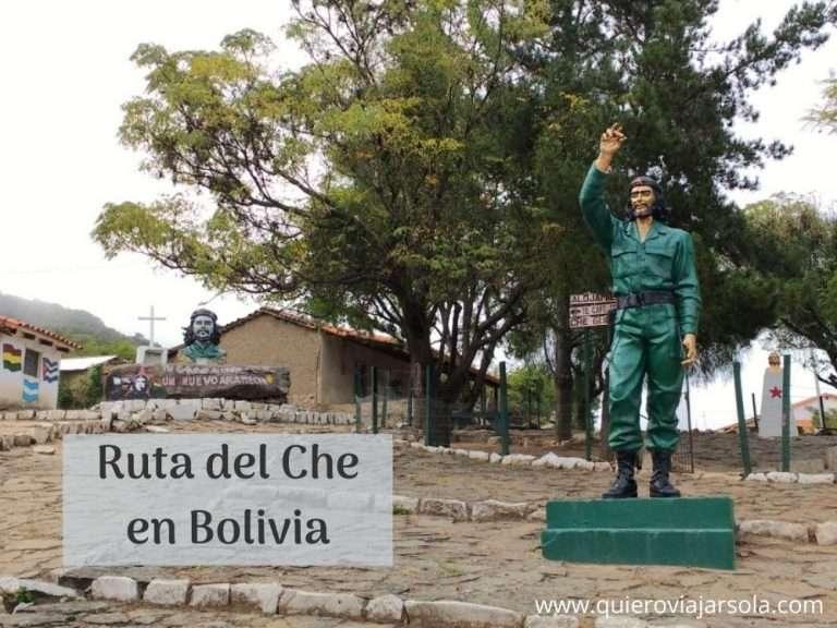 Ruta del Che, qué ver en Vallegrande y La Higuera