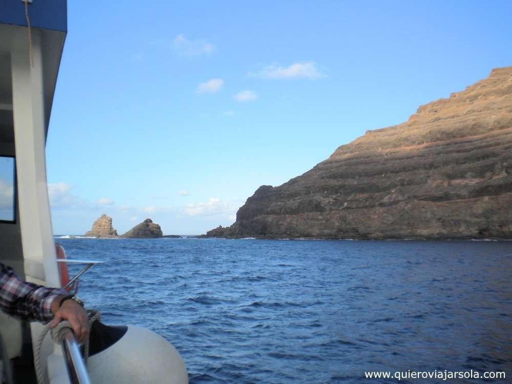 Viajar en ferry por las Islas Canarias