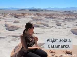 Viajar sola a Catamarca