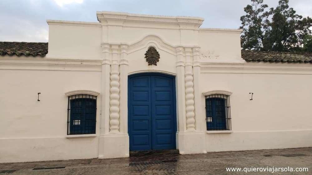 Viajar sola a Tucumán, Museo Independencia