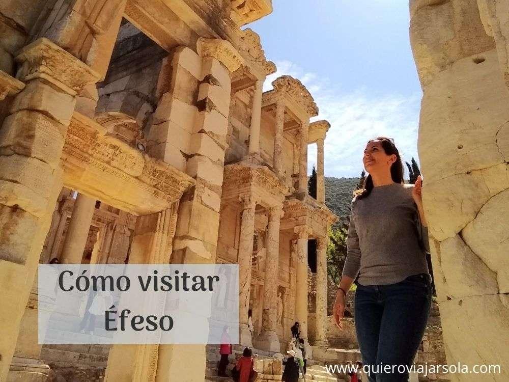 Visitar Éfeso