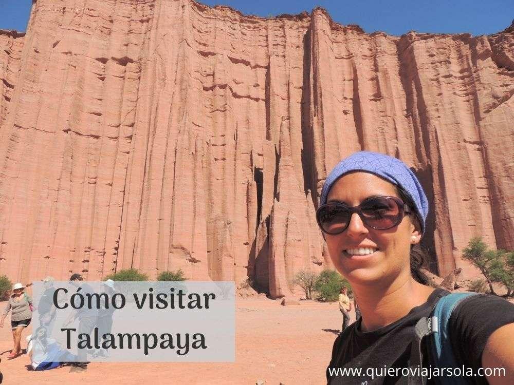 Visitar Talampaya