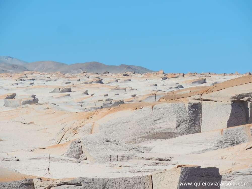 Antofagasta de la Sierra, Campo de Piedra Pómez