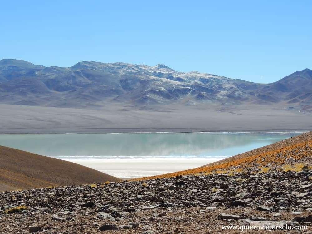 Antofagasta de la Sierra, volcán Galán