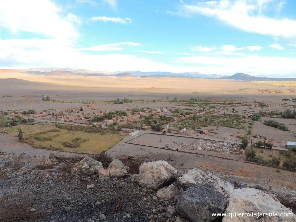 Antofagasta de la Sierra, mirador