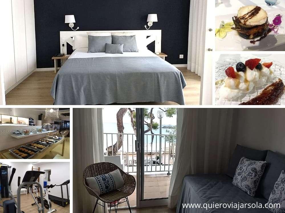 Caminos de Ronda de Girona, Hotel Terramar