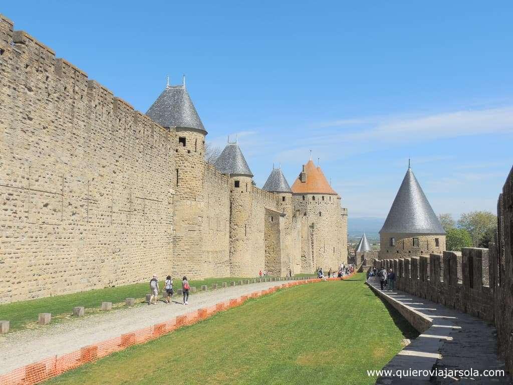 Que hacer en Carcassonne, lizas