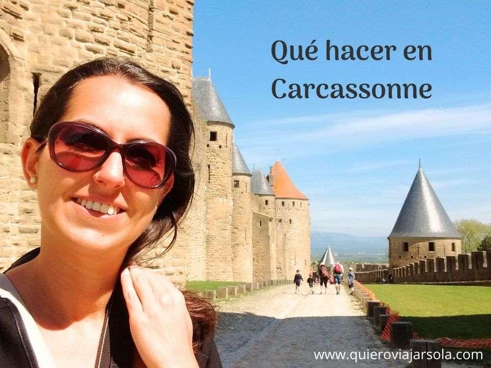 Que hacer en Carcassonne