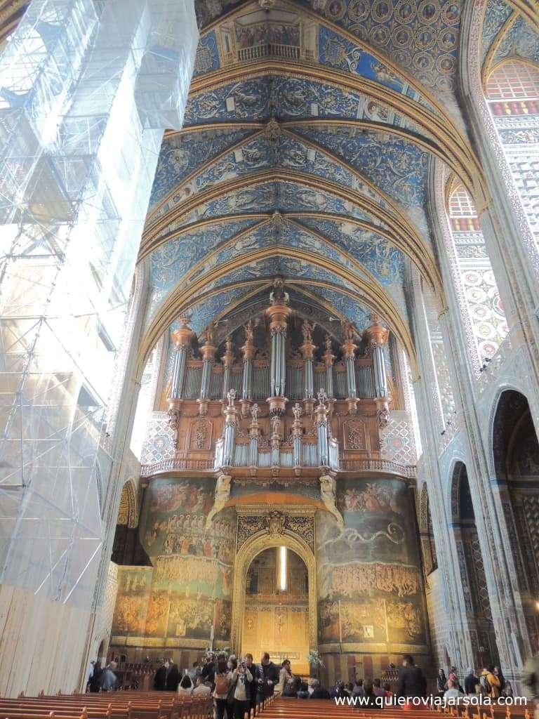 Qué ver en Albí, Catedral
