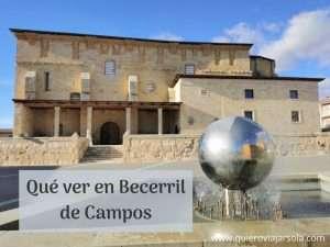 Qué ver en Becerril de Campos