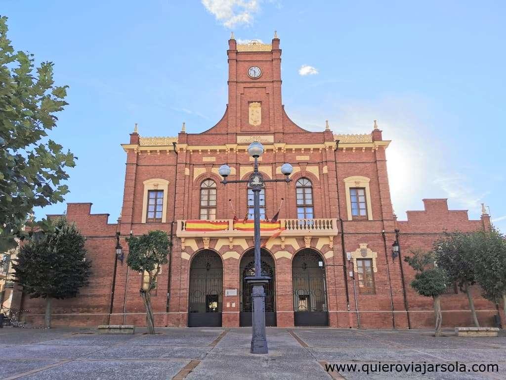 Qué ver en Becerril de Campos, ayuntamiento