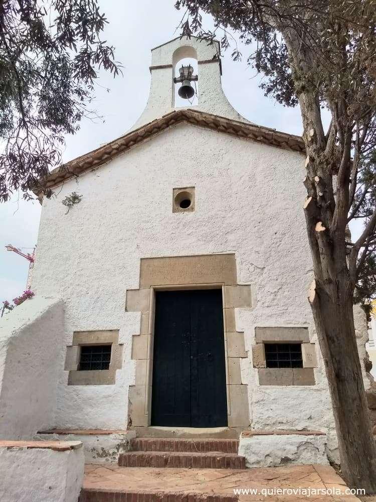 Que ver en Blanes, ermita Sant Francesc