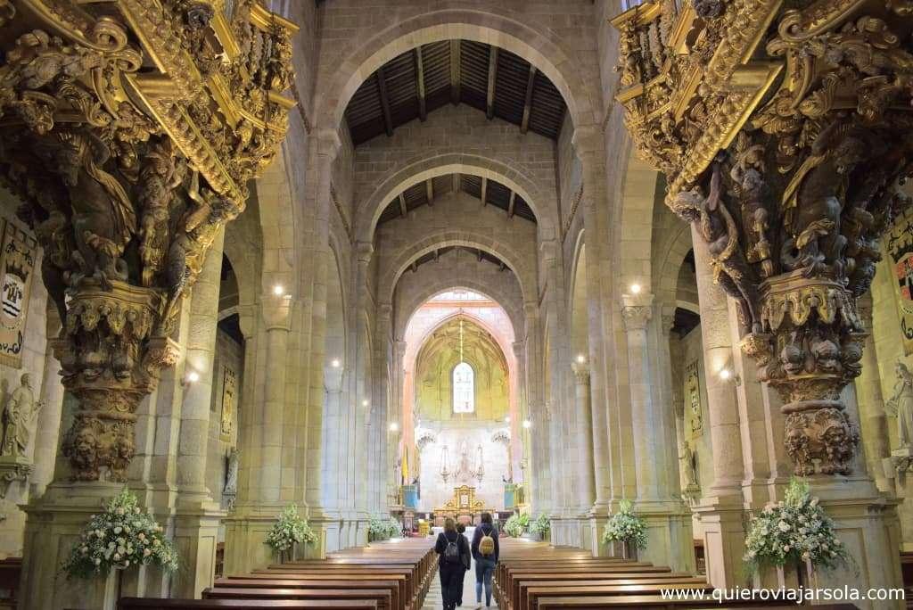 Qué ver en Braga, catedral