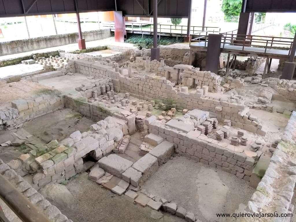 Qué ver en Braga, restos romanos