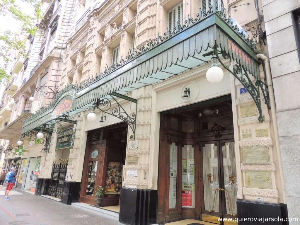 Qué ver en Buenos Aires, café Tortoni