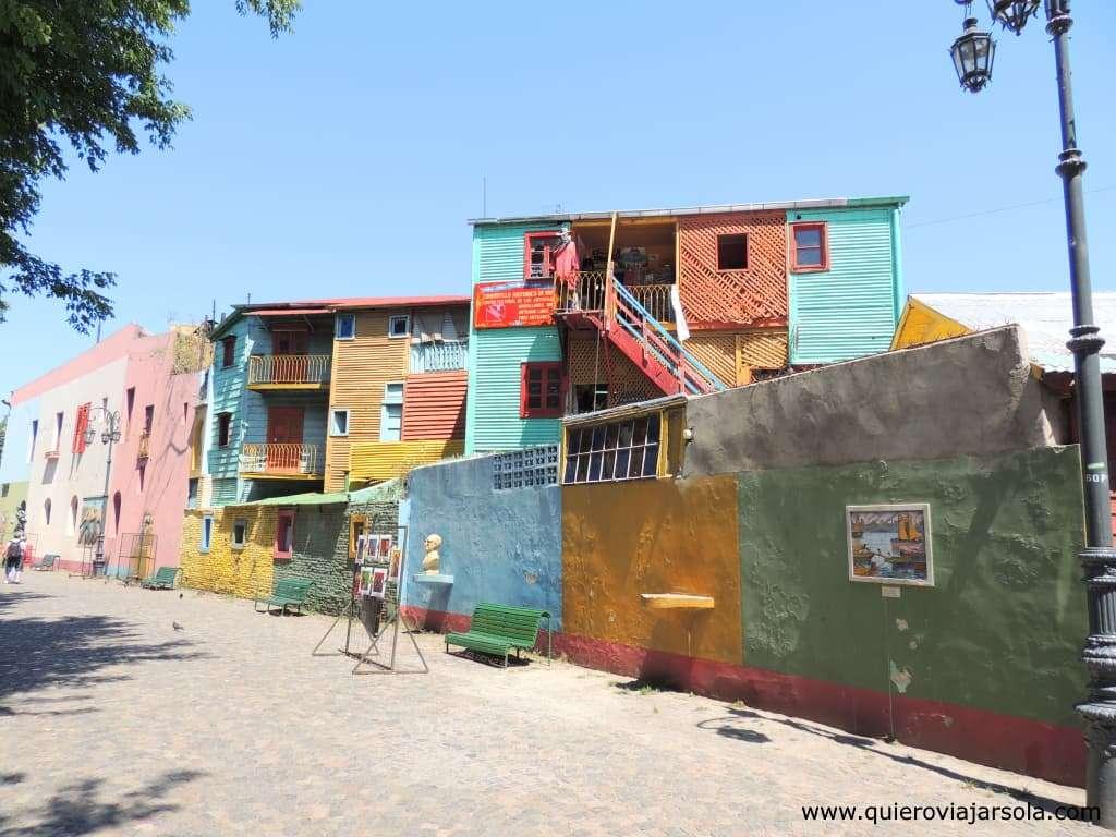 Qué ver en Buenos Aires, Caminito
