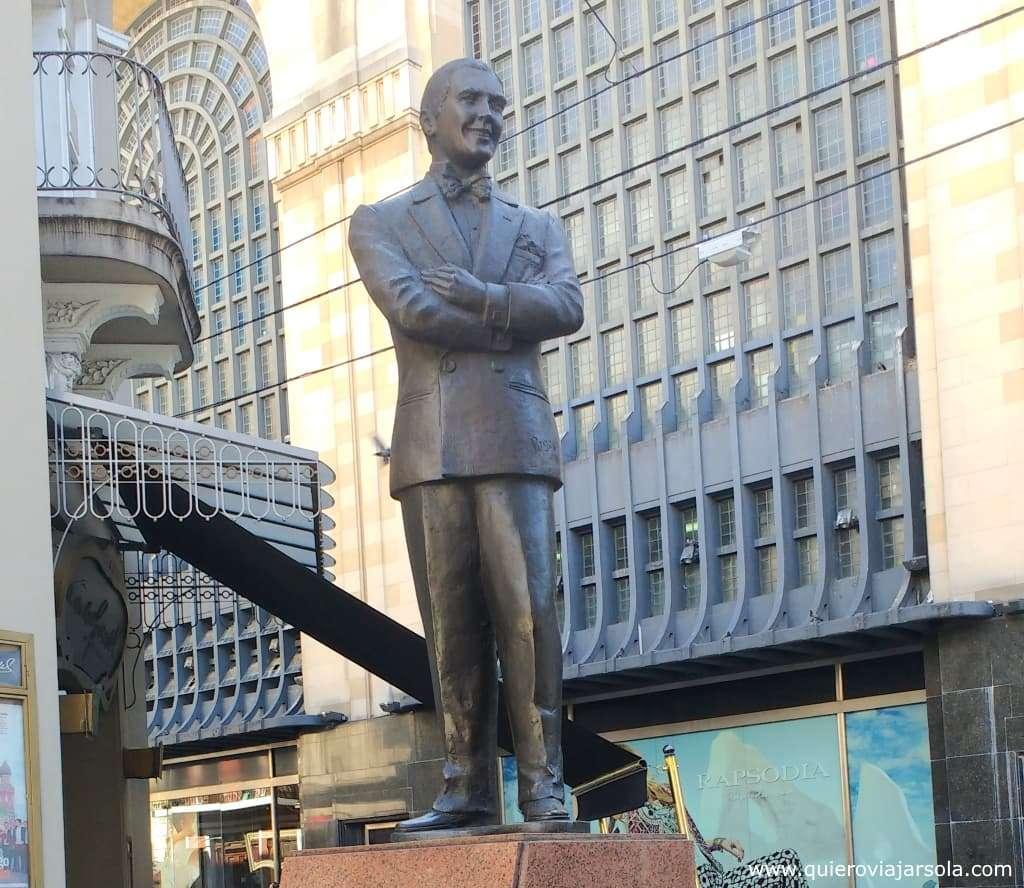 Qué ver en Buenos Aires, Carlos Gardel