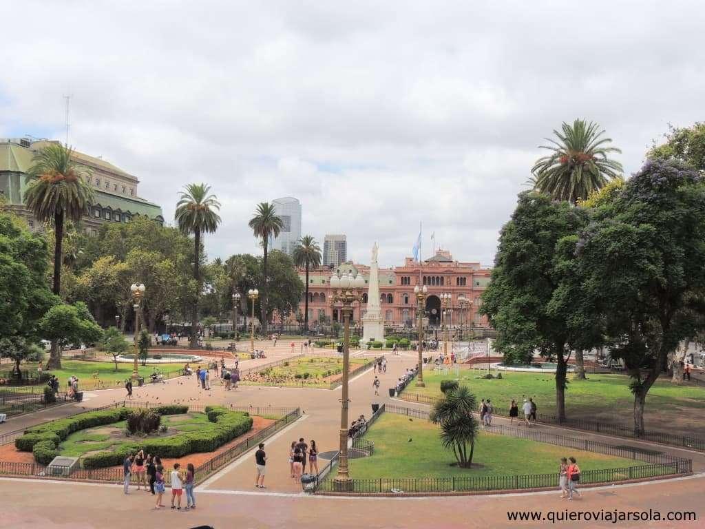 Qué ver en Buenos Aires, Plaza de Mayo