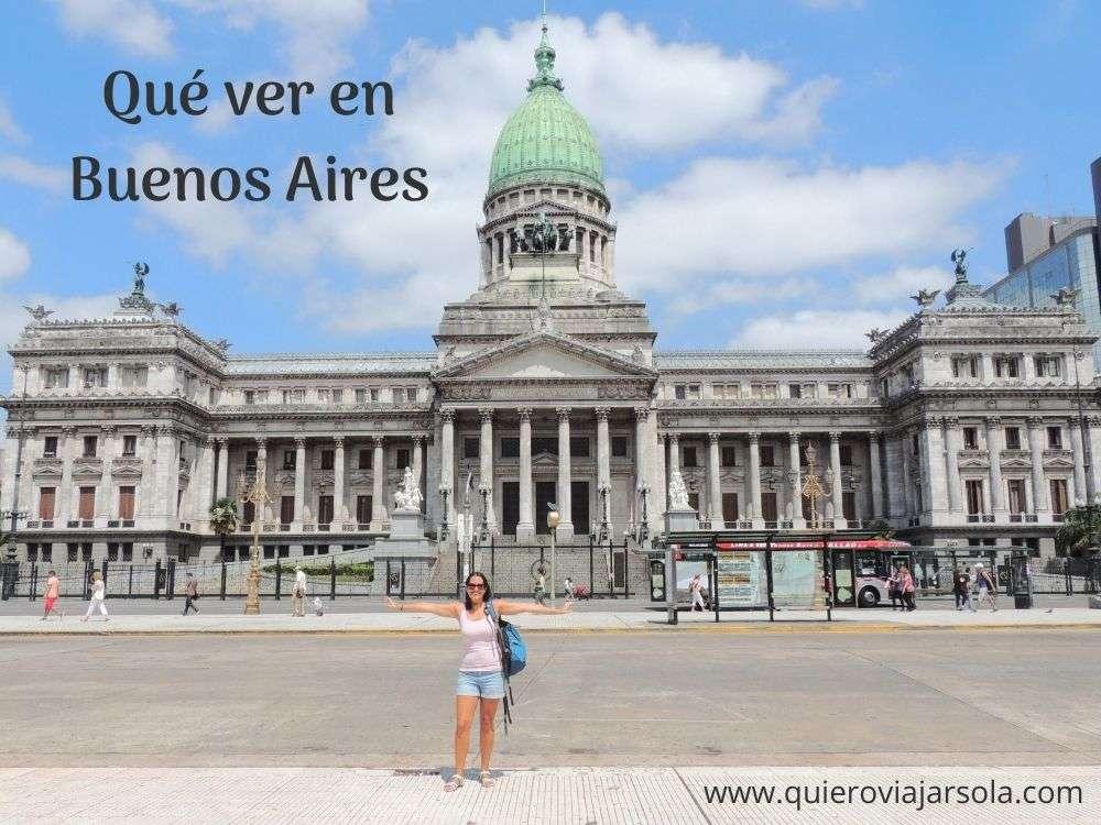 Qué ver en Buenos Aires