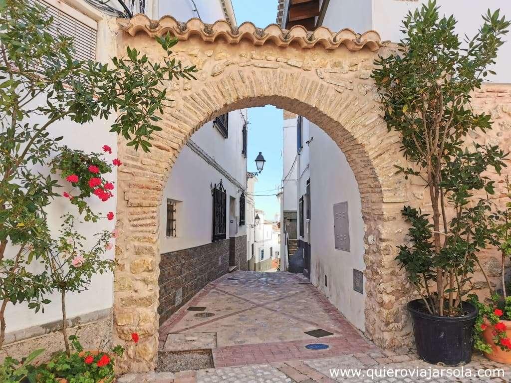 Qué ver en Castril, Arco de la Villa