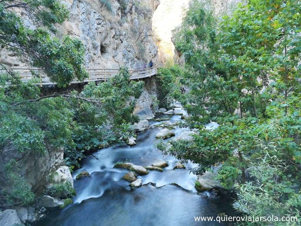 Qué ver en Castril, cerrada del río Castril