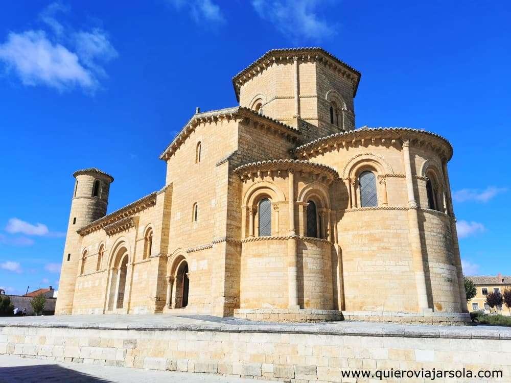 Qué ver en Frómista - iglesia de San Martín de Tours