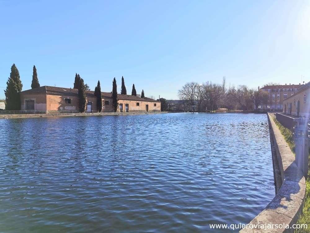 Que ver en Palencia, Canal de Castilla