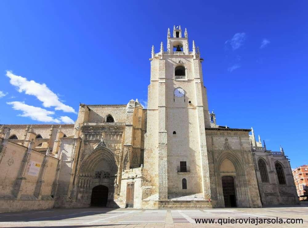 Que ver en Palencia, Catedral de San Antolín